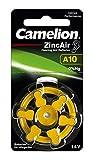 Camelion 15056010 Zink Luft Knopfzellen ohne...