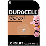 Duracell Specialty 377 Silberoxid-Knopfzelle 1,55V,...