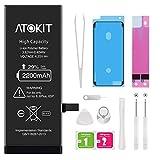 Akku für iPhone 6s 2200mAh, Atokit hohe Kapazität mit...