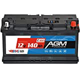 BIG Versorgungsbatterie AGM 12V 140Ah C100...