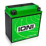 IONI ITX9A-BS / IB9-B 12V 9Ah AGM Batterie kompatibel...