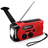 Outdoor Solar Radio, Multifunktion Tragbares Outdoor...