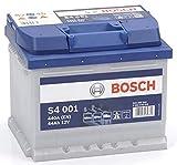Bosch S4 001 Autobatterie 12V 44Ah 440A (EN)...