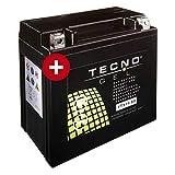 YTX14-BS TECNO GEL-Batterie für R 1200 GS ABS Baujahr...