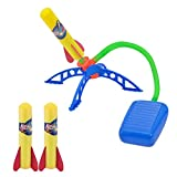 ZoneYan Kinder Rocket Spielzeug, Rocket Launcher Set,...