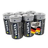 VARTA Power on Demand C Baby Batterien (6er Pack...