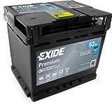 Exide EA530 Premium Carbon Boost Autobatterie 12V 53Ah...