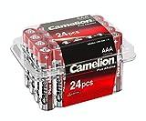 Camelion 11102403 Plus Alkaline Batterie LR03, Micro,...