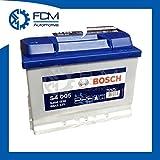 SMC, Bosch Silver Autobatterie S4 005, 60 Ah, 540 A, 12...