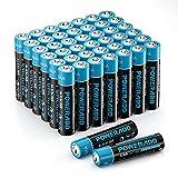 Batterien AAA, Micro Alkaline Batterien AAA 44 Stück,...