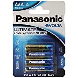 Panasonic Xtreme Power LR03 (4 Pack) Single-use Battery...
