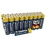Varta Industrial Batterie (AA Mignon Alkaline Batterien...