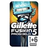 Gillette Fusion5 ProShield Chill Rasierer, mit 6...