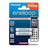 Panasonic eneloop, Ready-to-Use Ni-MH Akku, AAA...