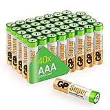 GP Batterien AAA 1,5V Super Alkaline Longlife...