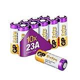 GP Extra Batterien 23A 12V Alkaline (A23, 23AE, MN21,...