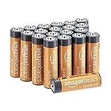 AmazonBasics Performance Batterien Alkali, AA, 20...