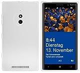 mumbi Hülle kompatibel mit Nokia Lumia 830 Handy Case...