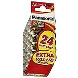 Panasonic Pro Power Alkali-Batterie, AA Mignon, 24er...