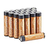 Amazon Basics AAA-Alkalibatterien, leistungsstark,...