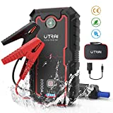 UTRAI Auto Starthilfe Autobatterie 2000A Spitzenstrom...