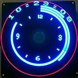 WSFANG DIY-elektronisches Kit. Flat POV 64 LED...
