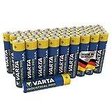 VARTA Industrial Batterie AAA Micro Alkaline Batterien...