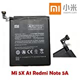 Original Xiaomi BN31 AKKU Battery für Xiaomi MI 5X MI...