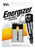 Energizer Batterie Alkaline Power 9V / E-Block / 6LR61...