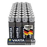 VARTA Power on Demand AAA Micro Batterien (geeignet...