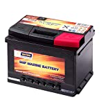 Vetus SMF Marine Batterie 12V Gewicht in kg 40,...