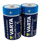 VARTA Longlife Power Batterie C Baby Alkaline Batterien...