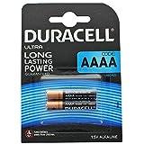 Duracell MN2500 Ultra Mini (AAAA)-Batterie Mini (AAAA)...