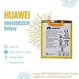 HUAWEI Original Akku für Nexus 6P