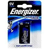 Energizer Ultimate Lithium Batterie LA522-E-Block...