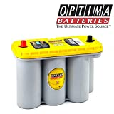 Batterie Optima Yellow Top yts-5.5 75 AH Wrangler...