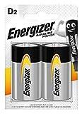 Energizer Batterie Alkaline Power D/Mono/LR20/E95...