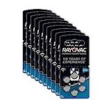 Rayovac Lithium Knopfzellen 675 60er Knopfzellen in...