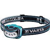 VARTA 4x 5mm LED Outdoor Sports Head Light inkl. 3x...