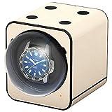 Boxy Fancy Brick Uhrenbeweger - Farbe Creme -...