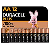 Duracell NEU Plus AA Mignon Alkaline Batterien, 1.5V...