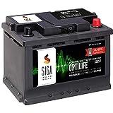 SIGA OPTILIFE Autobatterie 12V 65Ah **4 JAHRE...