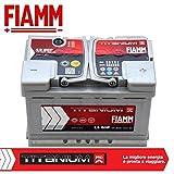 Auto Batterie Fiamm L380p 80 Ah 730 A 12 V ALFA 159...