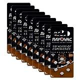 Rayovac Acoustic Zink Luft Hörgerätebatterie in der...