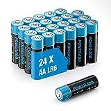 POWERADD AA Alkaline Batterien 1.5 V Mignon Battieren...