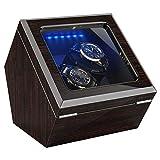Uhrenbeweger für 2 Automatikuhren, Eingebaute...