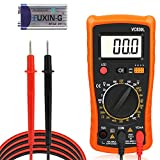 Digital Multimeter, Redmoo Multimeter AC/DC Voltmeter...