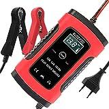 BUDDYGO Autobatterie Ladegerät Car Battery Charger 5A...