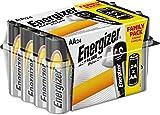 Energizer Power LR06 Mignon (AA)-Batterie Alkali-Mangan...