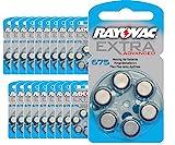 120 Batterien Hörgeräte Rayovac 675 Extra...